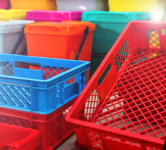 Composteurs - autres produits en plastique