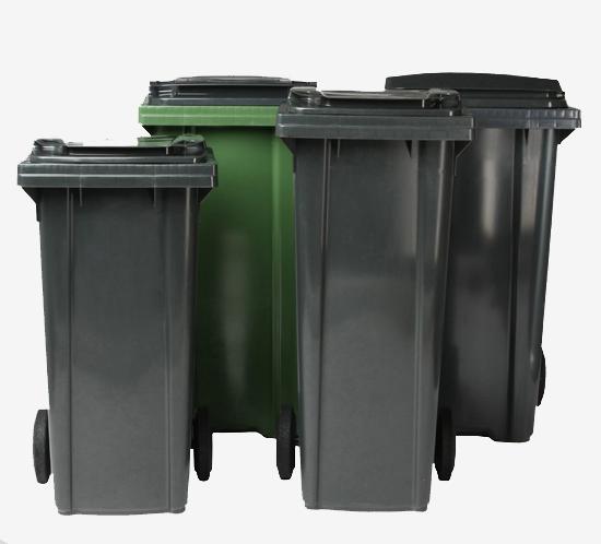 Bacs à ordures 2 roues,Bacs à ordures 4 roues
